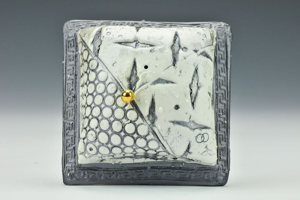 Small Square Wall Plaque