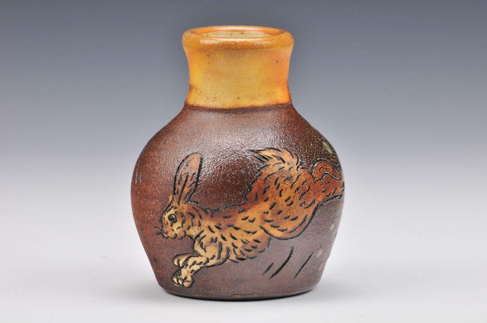 Rabbit Bud Vase