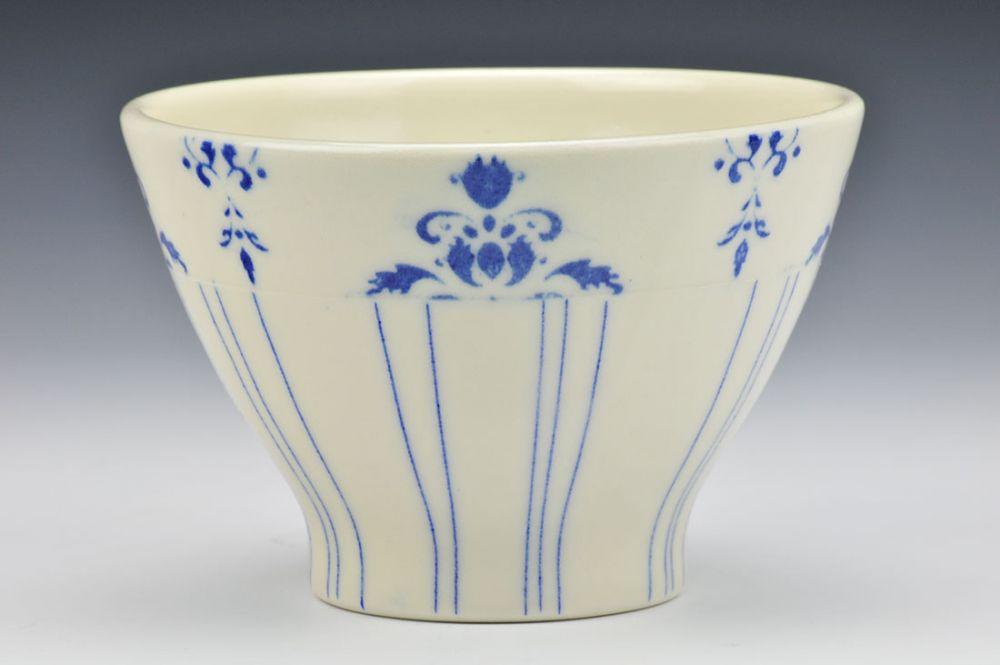 Damask Bowl