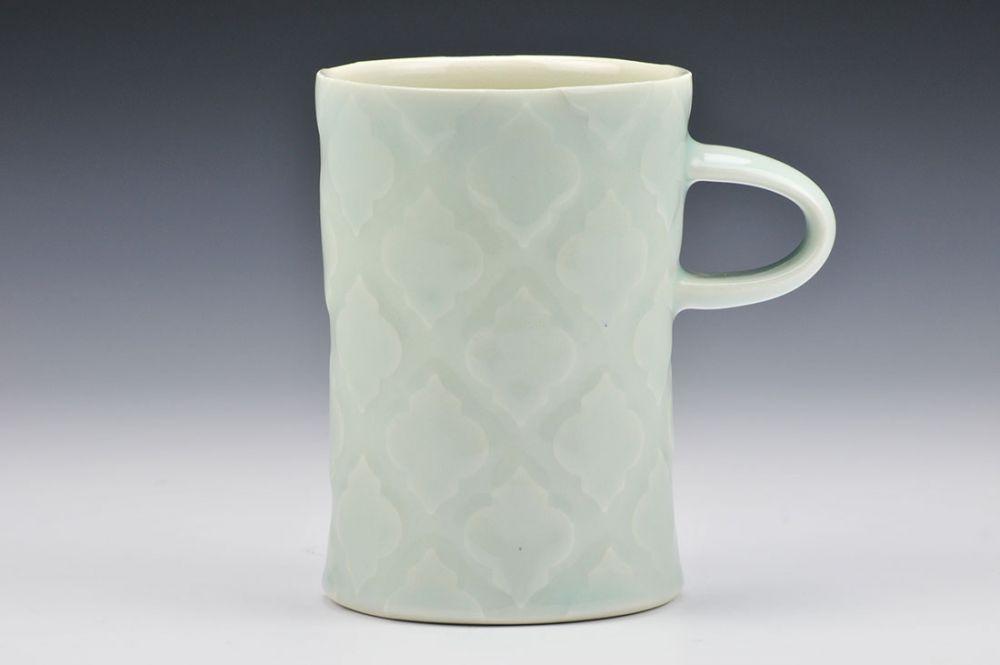 Moroccan Tile Mug