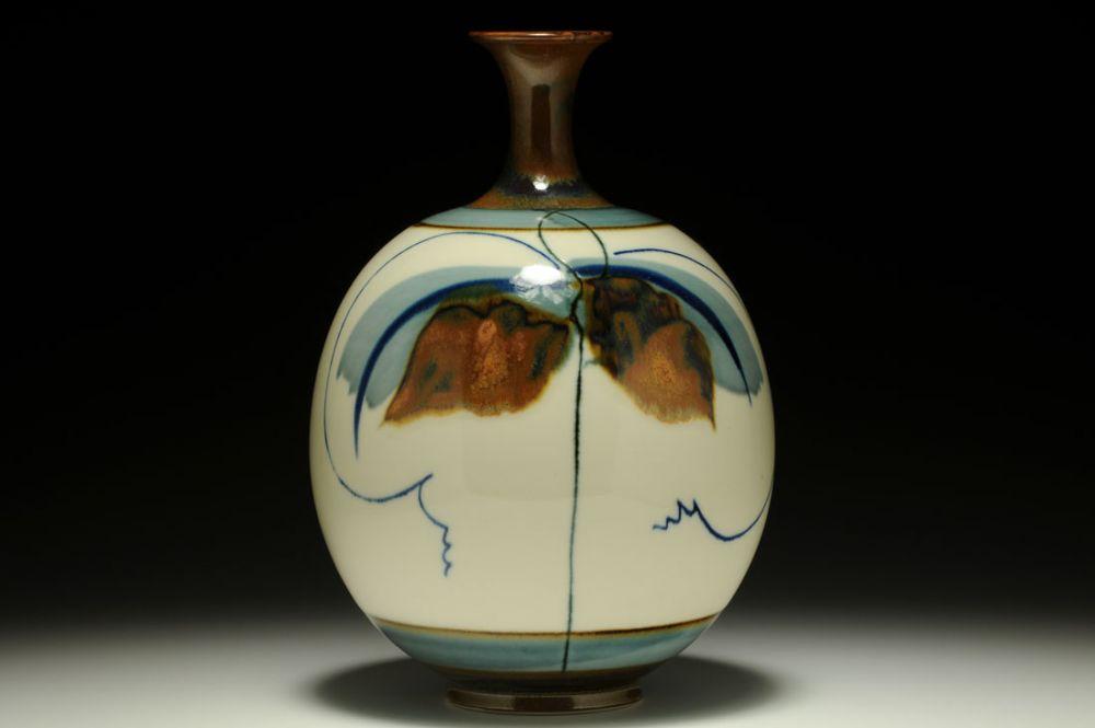 Brushwork Vase