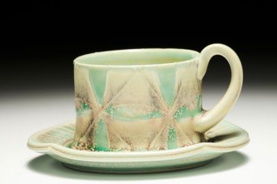 Flower Espresso Cup