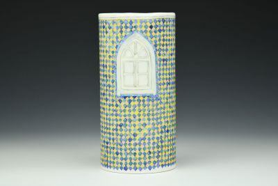 Lisbon Facade III Vase