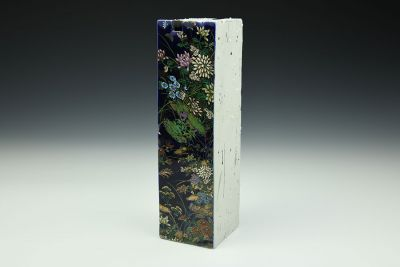 Tall Rectangle Vase