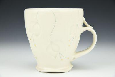 Sky Petals Mug