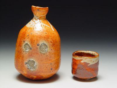 Soda Shino Tokkuri & Cup