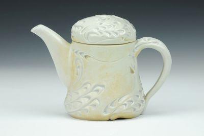 Small Swan Teapot