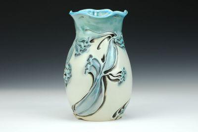Dragon Flower Vase