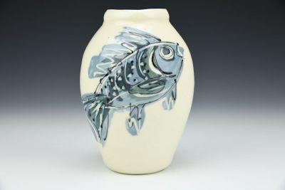Vase with Fish