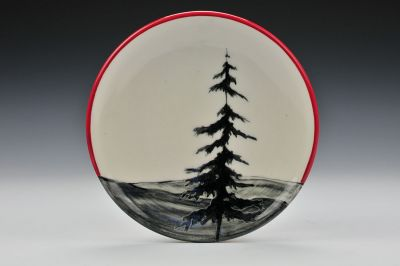 Small Hanging Plate