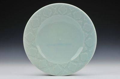 Moroccan Tile Dinner Plate