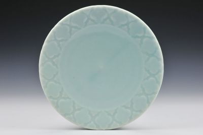 Moroccan Tile Dessert Plate