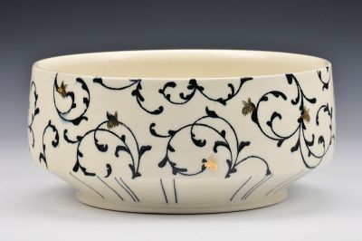 Ivy and Bees Bowl