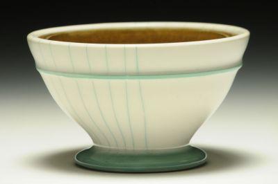 Pen Striped Bowl