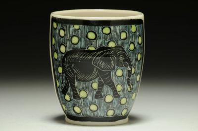 Elephant Juice Cup