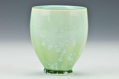 Mint Green Yunomi