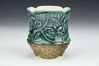 Lime Blossom Cocktail Cup