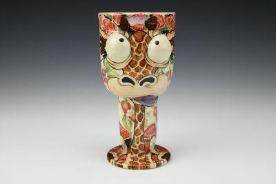 Giraffe Goblet