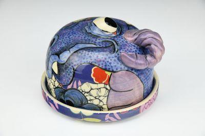 Purple Dragon Butter Dome