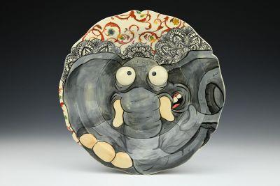 Elephant Platter