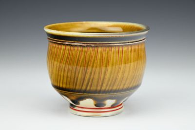 Striped Cup