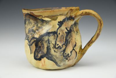 Horse and Bull Cave Cup