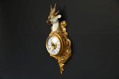 Bramatherium Wall Clock