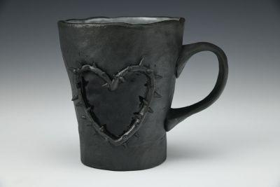 Briar Heart Mug