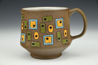 Modern Shapes Mug