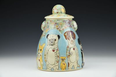 Bad Dog Jar