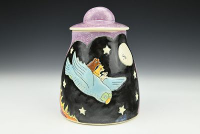 Travelers Jar