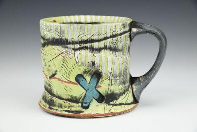 14oz. Pistachio X-Type Mug