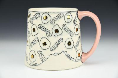 Eggs and Bacon Mug