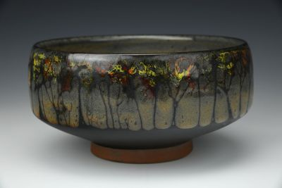 Fall Treeline Bowl