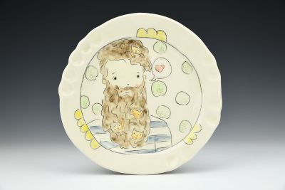 Must Love Cats Dinner Plate