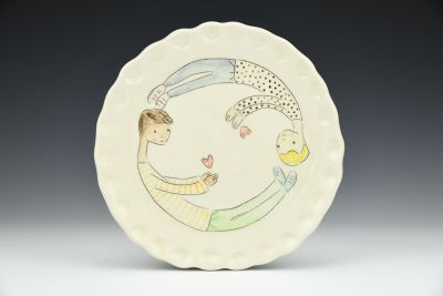 Lovers Plate