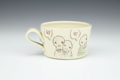 Skulls Small Mug