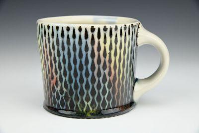 Rainbow Icicles Mug 1