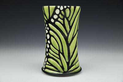 Green Monarch Tumbler