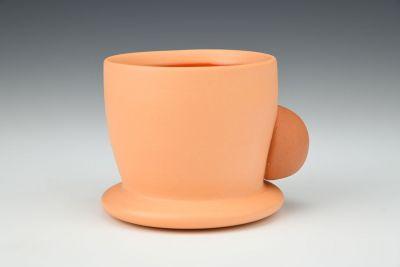 Peach Nub Cup