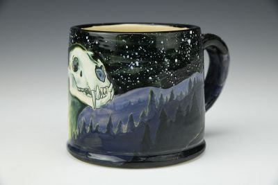 Time Beast in the West Mug