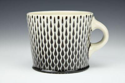 White Icicles Mug