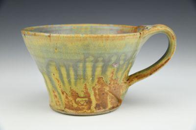 Yellow Ash Soup Cup