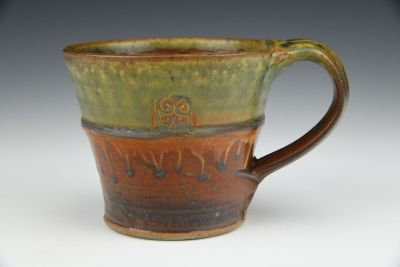 Rust Green Cup