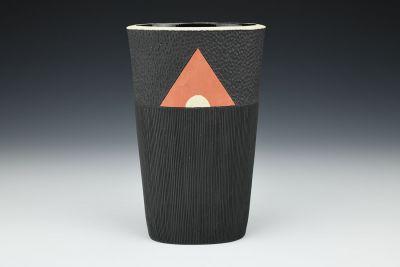 Sunrise/Sunset Vase