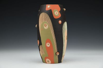 Lava Flow Vase