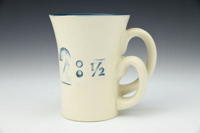 Conspire Three Handle Mug