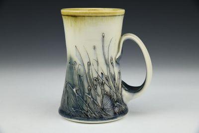 Butterflies and Prairie Tall Mug