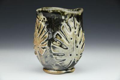 Monstera Leaves Cup