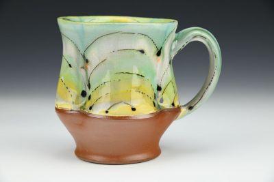 Bermuda Flower Mug 1